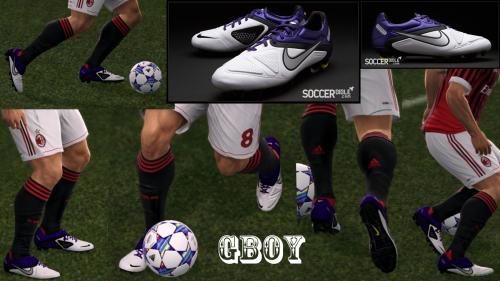 Бутсы Бутсы Nike CTR360 Maestri II для PES 2012