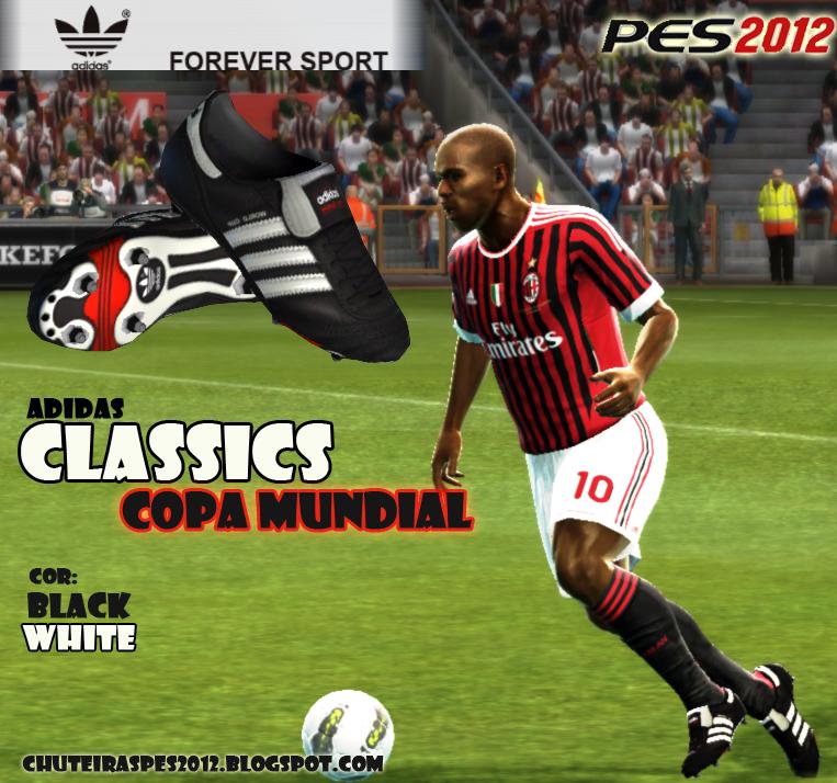 Бутсы  Adidas Classics Copa Mundial для PES 2012
